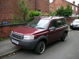 Land Rover Td4 ES 5 Door