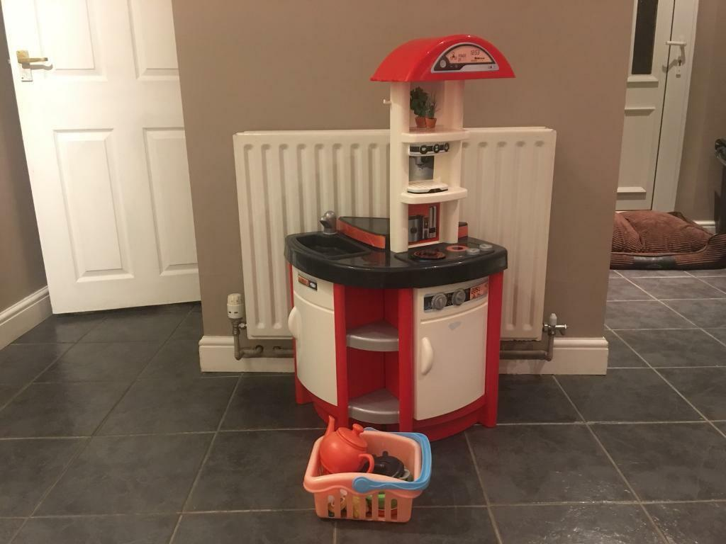Smoby play kitchen
