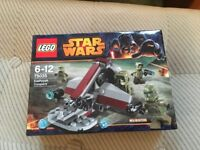 LEGO 75035 Star Wars - Kashyyyk Troopers Set (New) - Collect Only