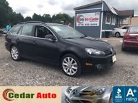 2013 Volkswagen Golf Wagon TDI - Highline - Wagon - Navigation London Ontario Preview