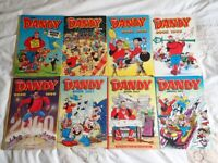 Dandy Annuals - 1988 to 2003