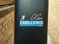 Carl Lewis muilt fit gym