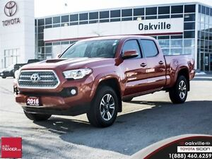 2016 Toyota Tacoma TRD with Back up Camera, Heated Seats & Navig