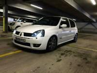 Renault clio 182 230bhp (swaps)