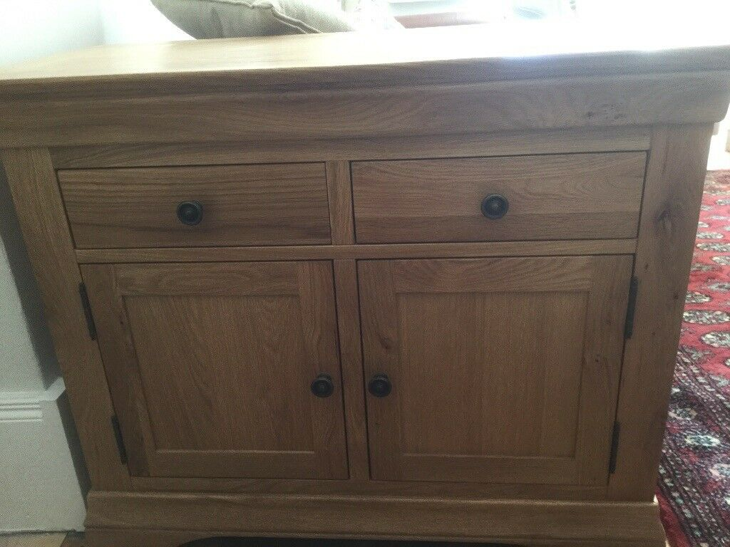 Magnificent Cotswold Company Oak Sideboard And Storage Bench In Ingatestone Essex Gumtree Ncnpc Chair Design For Home Ncnpcorg