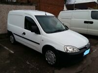 vauxhall comb0 1.7 cdti, 2004, 5 months mot , runs and drives great, covered 89,000