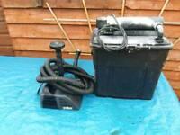 Pond pump kit