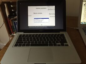 Working MacBook Pro (13-inch Mid 2009)