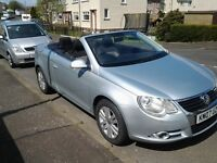 Vw eos 20 tdi 6 speed