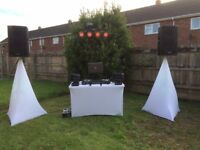 Disco mobile Dj for hire