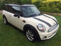 Fabulous Condition And Great Value 2008 Mini Clubman Cooper 1.6 5 Door Only 85000 Miles HPI Clear