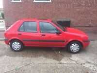 Reliable Ford Fiesta