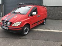 Mercedes vito very clean van full service mot 11 months low mailge