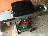 Homebase Sorrento Gas Barbeque
