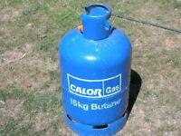 Calor Gas Bottle 15kg Butane Empty Weymouth