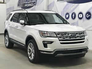 2018 Ford Explorer Limited 301A 2.3L EcoBoost