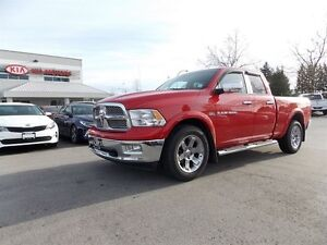 2012 Dodge Ram 1500 Laramie 4x4 Quad Cab 140 in. WB