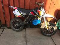 50cc mini dirtbike LIKE NEW