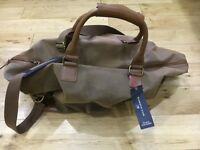 Marks and Spencer fabric holdall BNWT