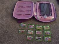 LeapPad Explorer 2 Disney Princess with 11 games!