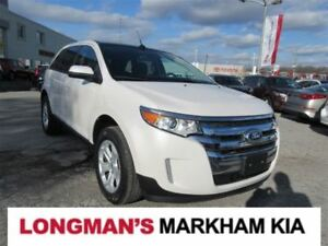 2013 Ford Edge SEL AWD Navigation Leather Vista