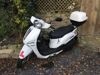 Yamaha Delight 115cc