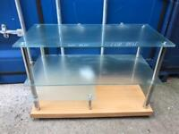 Large Tv/entertainment stand FREE DELIVERY PLYMOUTH AREA