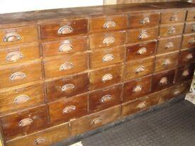 Vintage Ex Chemist Display Unit
