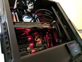 i7 6850k Asus X99 ramapage V 10th Edition Pc