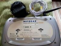 Netgear Firewall Router