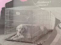 Dog Cage made by Savic