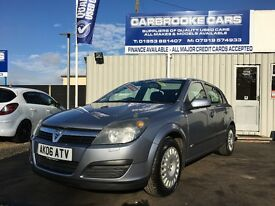 2006 06 VAUXHALL ASTRA 1.4 - 83,000 MILES FSH - 12 MONTHS MOT - SERVICED - WARRANTY