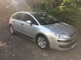 CITROEN C4 1.6 SX AUTOMATIC