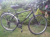 Mens fith avenue hybrid bike