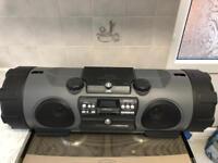 Jvc Rv-Nb 1 portable mp3- cd player