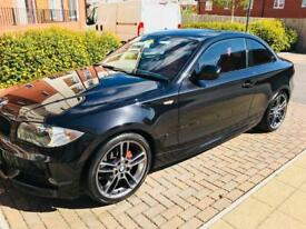 BMW 1 Series 2.0 118d Coupe M Sport 2dr Red Leather Seats, Powder Coated Wheels 2010