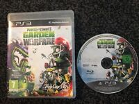 Plants vs Zombies Garden Warfare for ps3