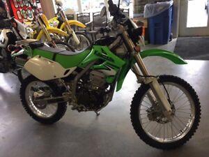 2007 Kawasaki KLX 250