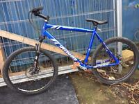 Specialised rockhopper mountain bike