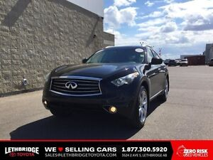 Certified 2012 Infiniti FX50 FULLY LOADED! V8! 390 HP! MUST SEE!