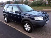 Land Rover Freelander 2.0 TD4, BMW ENGINE, GOOD CONDITION, NEW CLUTCH, MOT May 2017