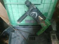 Hitachi drill/breaker