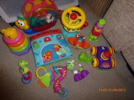 YOUNG BABY TOY ASSORTMENT