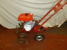 ISEKI AC-1 two stroke petrol rotovator/cultivator/tiller