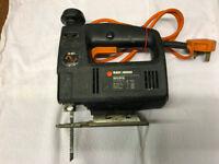 Black & Decker BD538SE Jigsaw 240v. Used