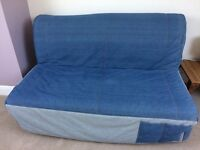 Ikea sofa bed cover for Lycksele sofabed