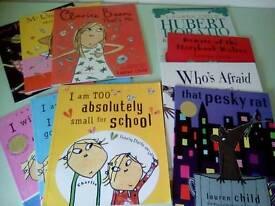 Lauren Child books