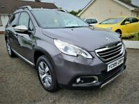2015 Peugeot 2008 1.6 e-HDi Allure AUTOMATIC**13k Miles**8 months warranty**Finance available**