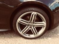 """19"""" Audi Q5 / RS6 Alloys with Tyres cheapest on the net"""