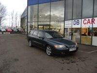 2005 55 VOLVO V70 2.4 S 5D 170 BHP **** GUARANTEED FINANCE **** PART EX WELCOME